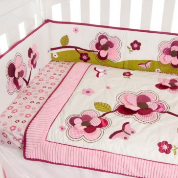 Raspberry Garden 5 Pcs Set by Amani Bebe