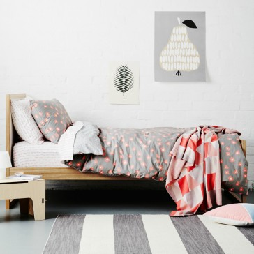 Blossom KS/Double Quilt Cover Set by Scout