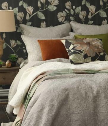 Serene Ivory Comforter Set by MM Linen