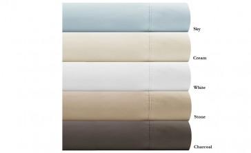 Sonar Cool King Sheet Set by Bambury