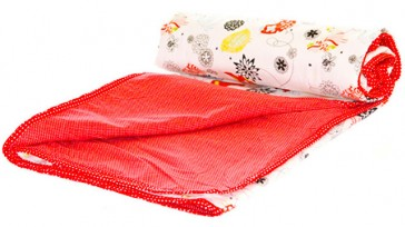 Spring Time Baby Cot Comforter by Lullaby Linen