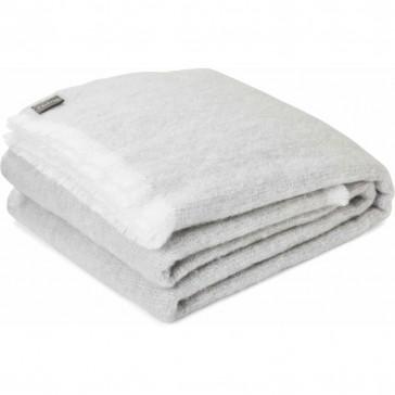 Heather Alpaca Throw Blanket by St Albans