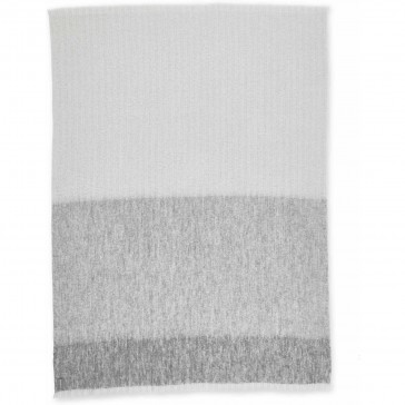 Vapour Alpaca Throw Rug by St Albans