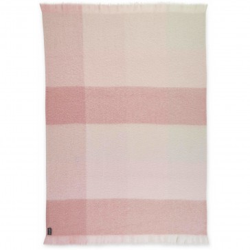 Bloom Mohair Throw Rug by St Albans