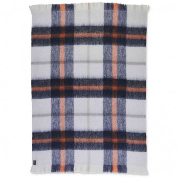 Mohair Stirling Throw Rug by St Albans