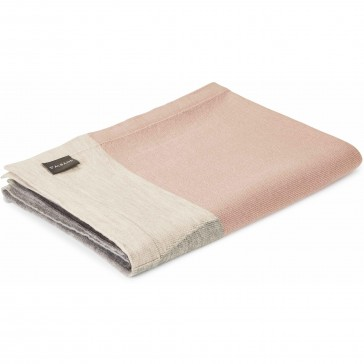 Billie Wool Knit Throw Rug by St Albans