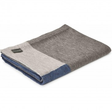 Eddie Wool Knit Throw Rug by St Albans
