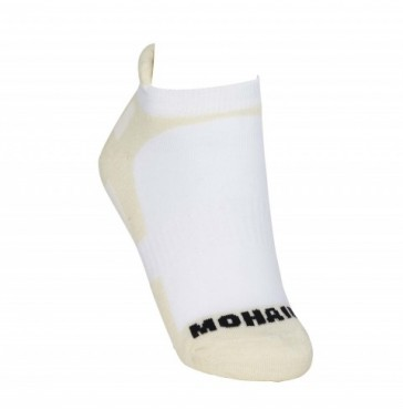 Womans Natural / White Sports Sock by St Albans