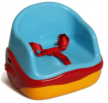 Step Stool Booster Seat by Roger Armstrong