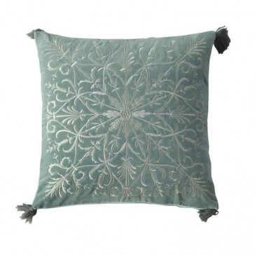 Constantine Square Cushion by MM Linen