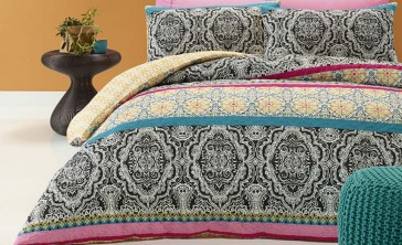 Swinton Queen Quilt Cover Set by Phase 2