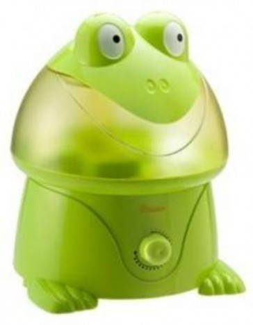 Crane Humidifier Frog by Roger Armstrong