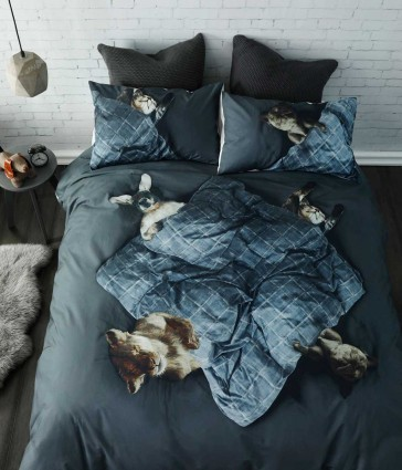Top & Tail Quilt Cover Set by MM linen