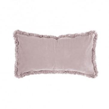 Velvet Cushion Dove by Bambury
