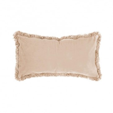 Velvet Cushion Nude by Bambury