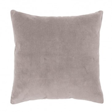 Velvet European Pillowcase Dove by Bambury