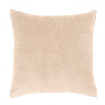 Velvet European Pillowcase Nude by Bambury