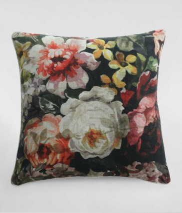 York Square Cushion by MM Linen