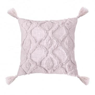 Zoe Cushion Lilac by Bambury
