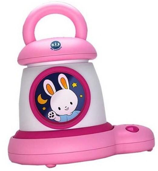 Kid Sleep My Lantern Blue Bunny By Claessens