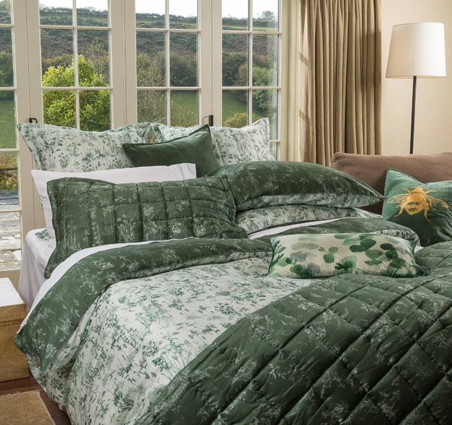 Meadow Nz Super King Quilt Cover Set By Mm Linen