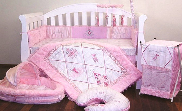 Fresh Ballerina Princess Baby Bedding by Amani bebe IN14