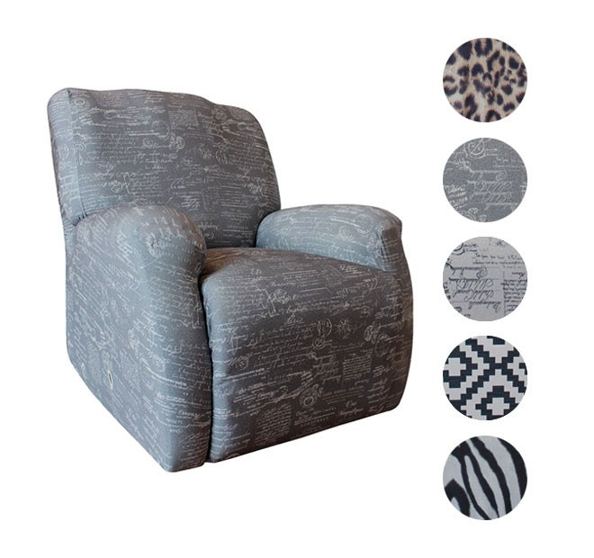 Pearson Recliner Print Cover By Sure Fit