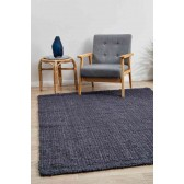 Atrium Barker Navy by Rug Culture