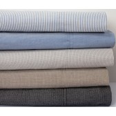 Chambray Sheet Set by Bambury