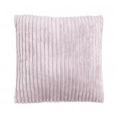Channel Cushion Lilac by Bambury