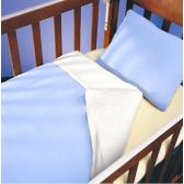 Baby T Cot Sheet Set by Bambury