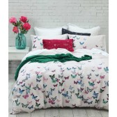 Flutter Quilt Cover Set by MM Linen