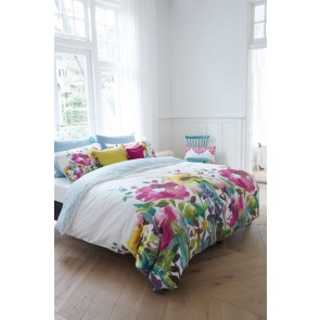 Giverny KS/DB Quilt Cover Set by Bluebellgray