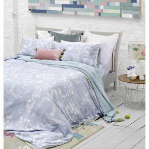 Fleur KS/DB Quilt Cover Set by Bluebellgray
