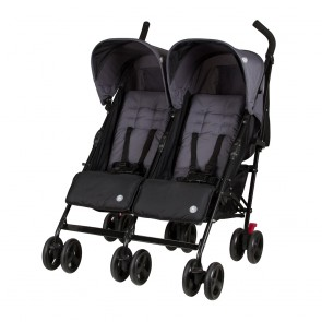 Nix Twin Thunder Road Stroller by Childcare