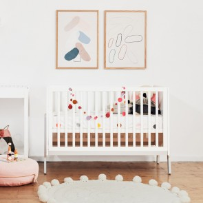 Agio Casa Cot Bed by Bebe Care