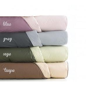 Cotton Rich Queen Reversible Sheet Sets by Ardor