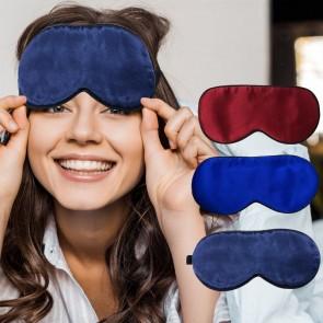 100% Silk Sleep Eye Mask For Women Men