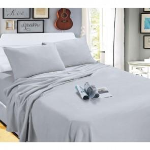 100% Egyptian Cotton Flannelette Sheet Sets by Kingtex