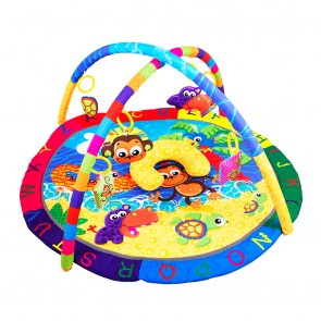 Activity Gym WildLife Play Mat by Childcare