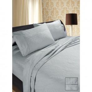 1200tc King Linen luxury Hotel 100% Egyptian Cotton Jacquard sateen sheet set by Shangri-La