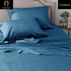 1200TC Super King Comfort 100% Tencel Sheet Set by Ramesses