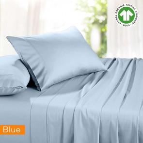 1500TC Organic Cotton Rich Sustainable Sheet Set