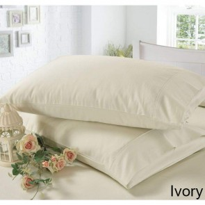 1500TC Cotton Luxury Deep Super King Pocket Fitted Sheet Set