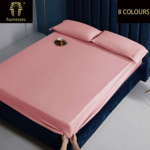 1500TC Mega Queen Egyptian Cotton Sateen Combo Set by Ramesses