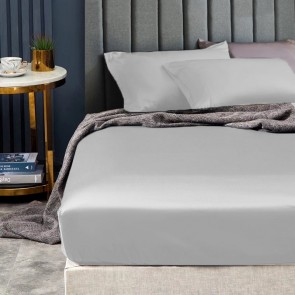 1500TC Mega King Elite Signature Ultra Smooth 100% Egyptian Cotton Sateen Fitted Sheet Set by Ramesses