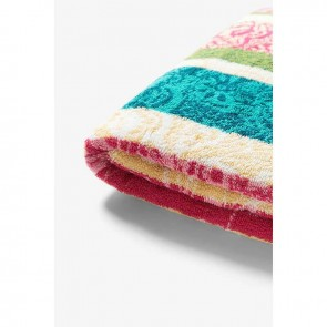 Sweet Mandala Towel (Stripe) - Desigual Living by Bambury
