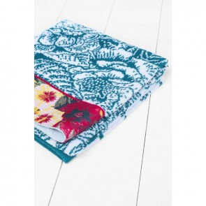 White Floral Towel Pack - Desigual Living by Bambury