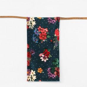 Dark Floral Towel Pack - Desigual Living by Bambury