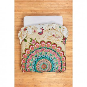 Sweet Mandala Quilt Cover- Desigual Living by Bambury